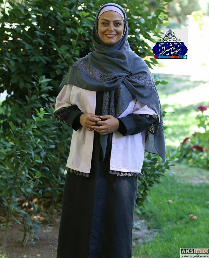 بازیگران بازیگران زن ایرانی  شبنم فرشادجو در برنامه خوشا شیراز (4 عکس)