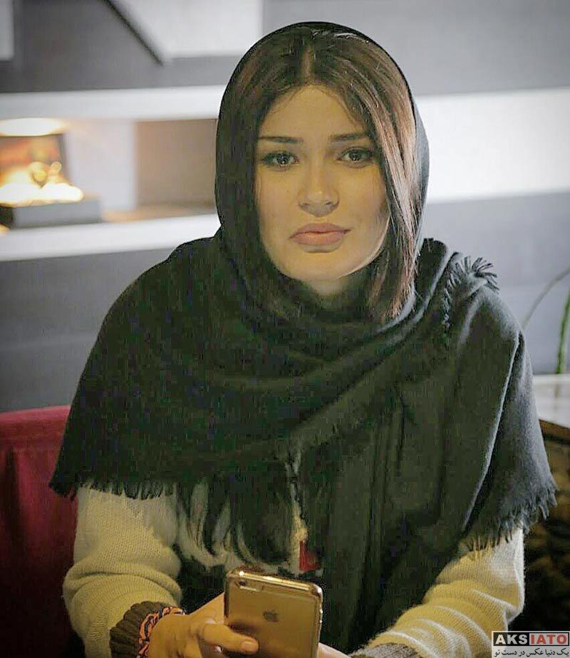 بازیگران بازیگران زن ایرانی  عکس های شیوا طاهری در شهریور ماه 96 (6 تصویر)