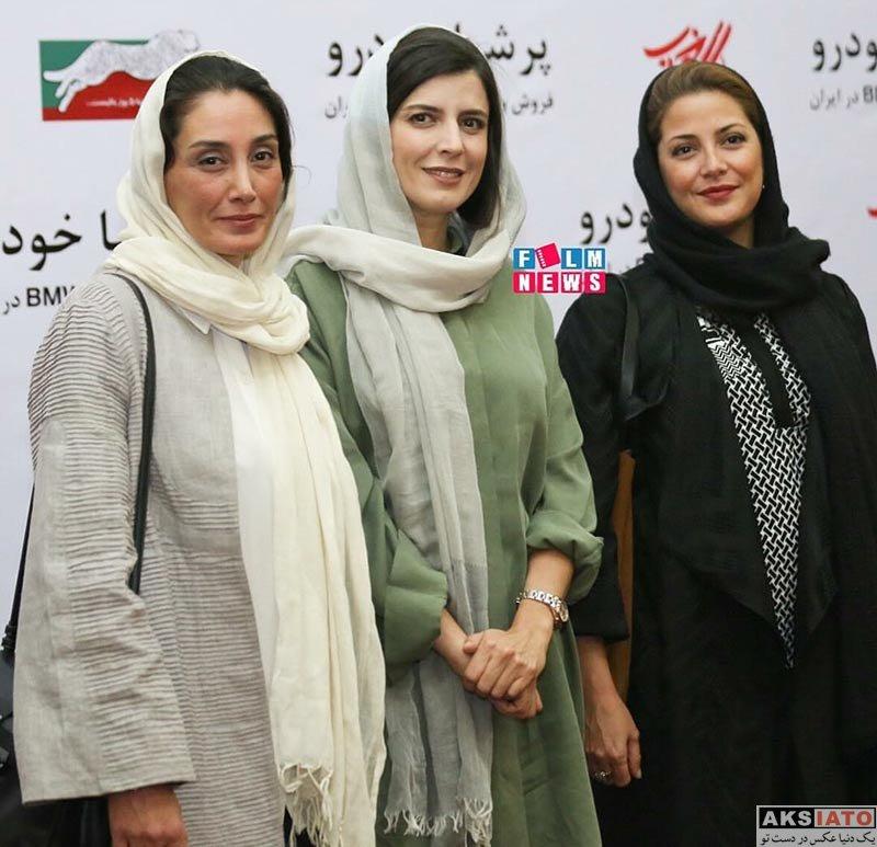بازیگران بازیگران زن ایرانی  طناز طباطبایی در اکران مردمی فیلم رگ خواب در (5 عکس)