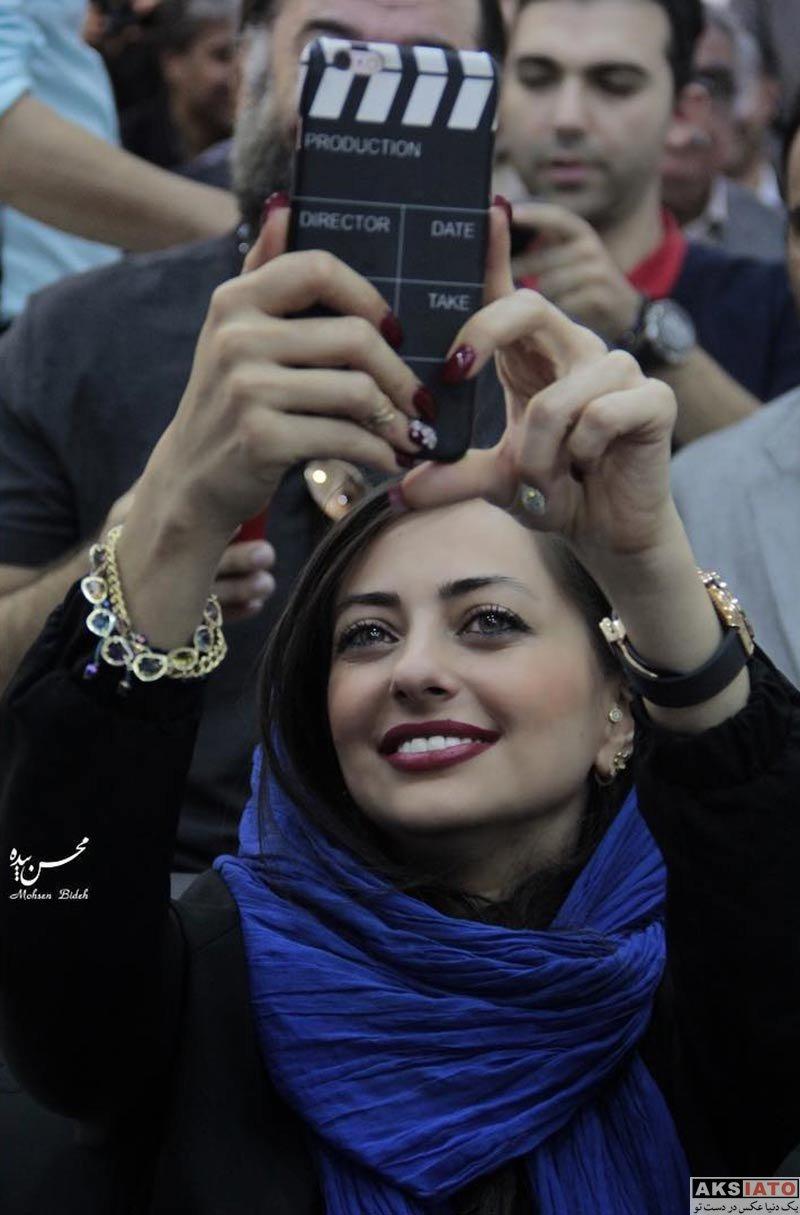 بازیگران بازیگران زن ایرانی  عکس های نفیسه روشن در مهرماه ۹۶ (7 تصویر)