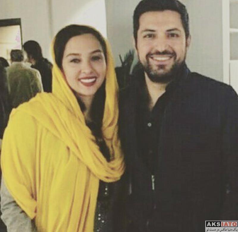 خانوادگی  عکس های اشکان خطیبی و همسرش در مهر 96 (7 تصویر)