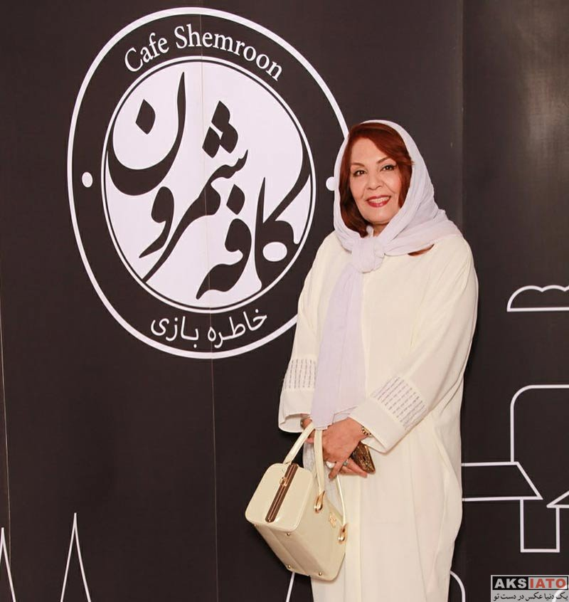 بازیگران بازیگران زن ایرانی  هنرمندان مطرح در جشن افتتاح کافه شمرون (7 عکس)