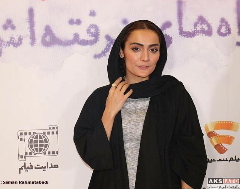 بازیگران بازیگران زن ایرانی  السا فیروز آذر در پردیس سینمایی مگامال (۴ عکس)