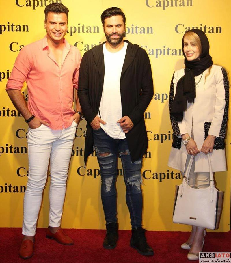 بازیگران بازیگران زن ایرانی  گلشید بحرایی در مزون لباس کاپیتان (2 عکس)