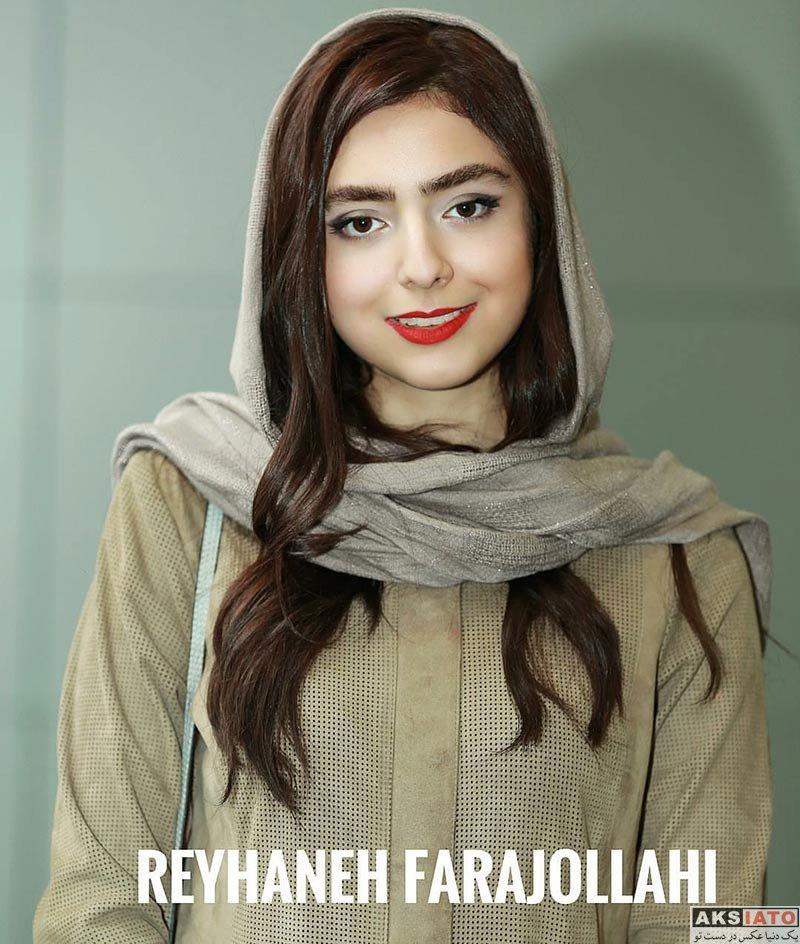 بازیگران بازیگران زن ایرانی  حنا فردین در اکران خصوصی فیلم مالاریا (2 عکس)