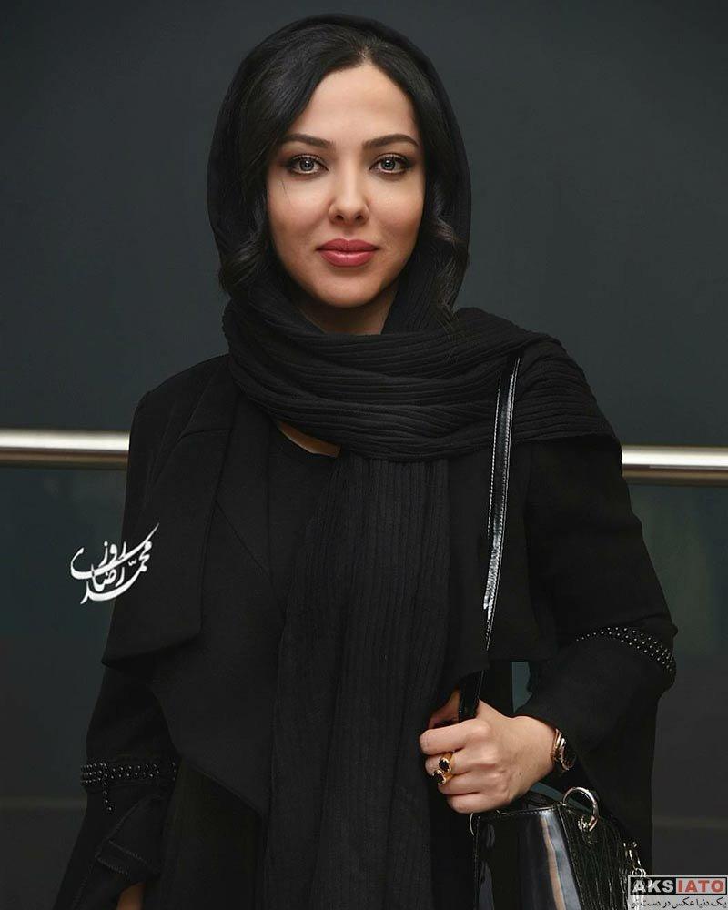 بازیگران بازیگران زن ایرانی  لیلا اوتادی در اکران مردمی فیلم آزادی به قید شرط (6 عکس)