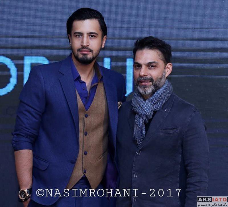 بازیگران بازیگران مرد ایرانی  مهرداد صدیقیان در اکران خصوصی فیلم زرد (3 عکس)