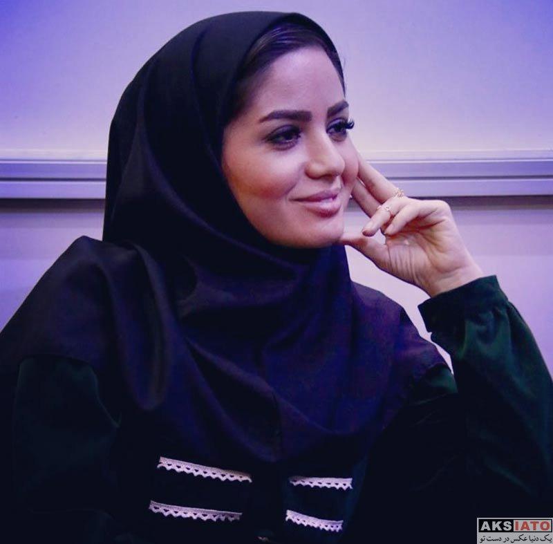بازیگران مجریان  عکس های مبینا نصیری در مهرماه ۹۶ (7 تصویر)