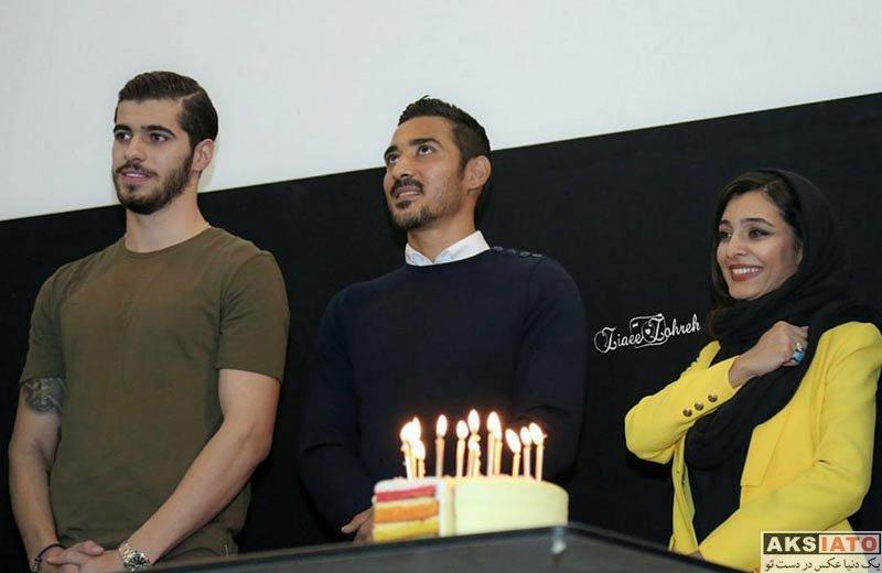 ورزشکاران ورزشکاران مرد  سعید عزت اللهی در اکران فیلم «زرد» در سینما قدس (۳ عکس)