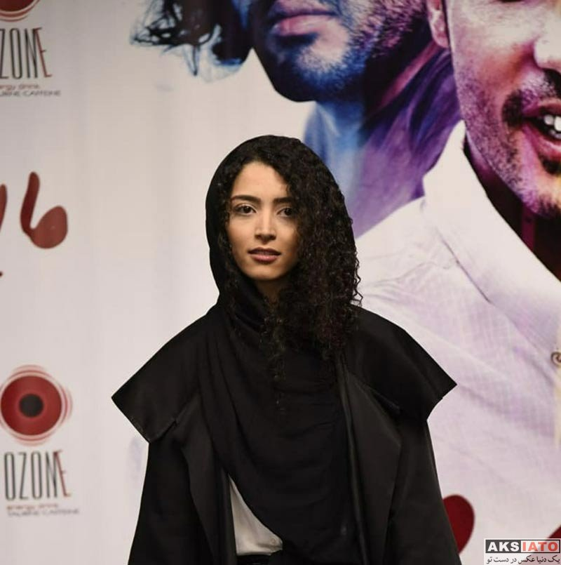 بازیگران بازیگران زن ایرانی  سحر قناعت در اکران خصوصی فیلم مالاریا (۲ عکس)
