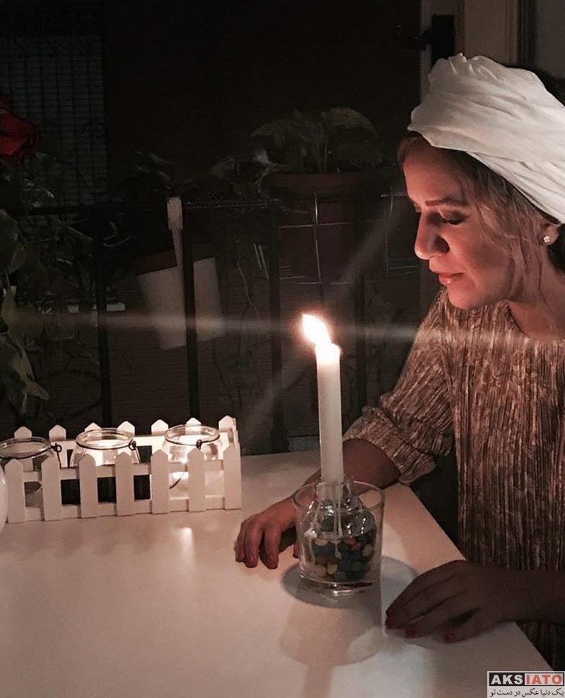 بازیگران بازیگران زن ایرانی  عکس های جدید ستاره پسیانی (4 عکس)