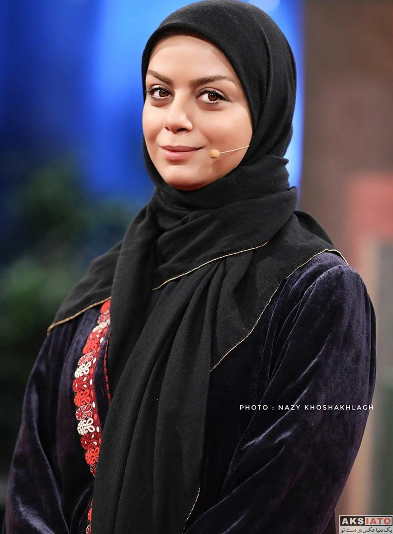 بازیگران بازیگران زن ایرانی  شبنم فرشادجو در برنامه هزار داستان (3 عکس)