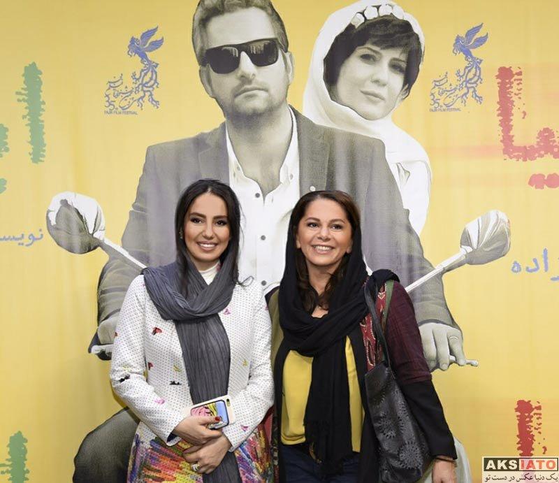 بازیگران بازیگران زن ایرانی  شیدا یوسفی در اکران خصوصی فیلم ایتالیا ایتالیا (۲ عکس)