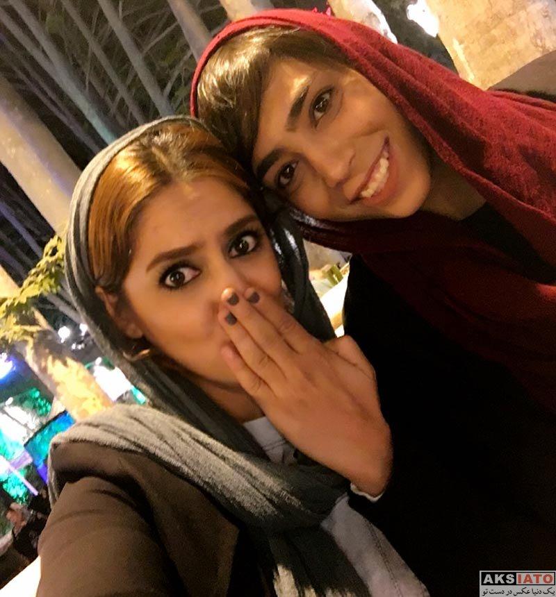 ورزشکاران ورزشکاران زن  دورهمی سهیلا منصوریان و دوست تکواندوکارش (3 عکس)