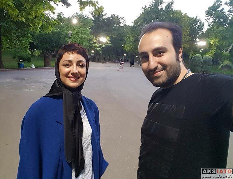 بازیگران بازیگران زن ایرانی  عگس های ویدا جوان در مهر ماه 96 (6 تصویر)