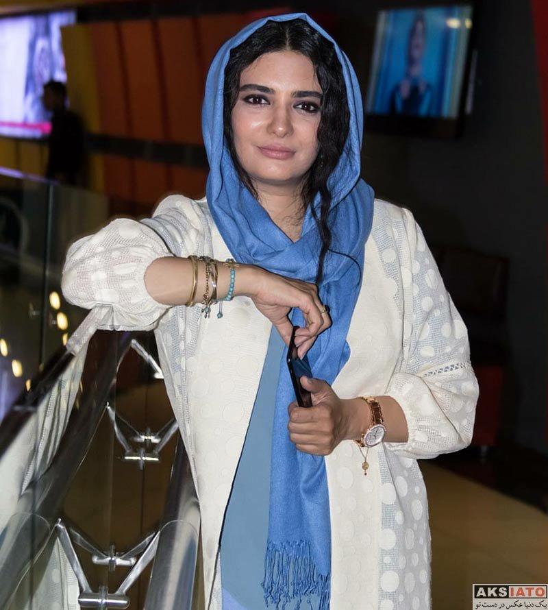 بازیگران بازیگران زن ایرانی  عکس های لیندا کیانی در آبان ماه 96 (5 تصویر)