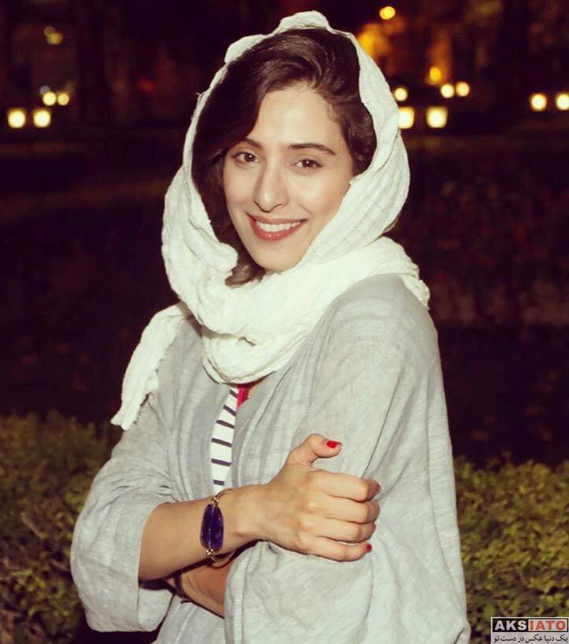بازیگران بازیگران زن ایرانی  آناهیتا افشار بازیگر نقش مژده در سریال سایه بان (۸ عکس)