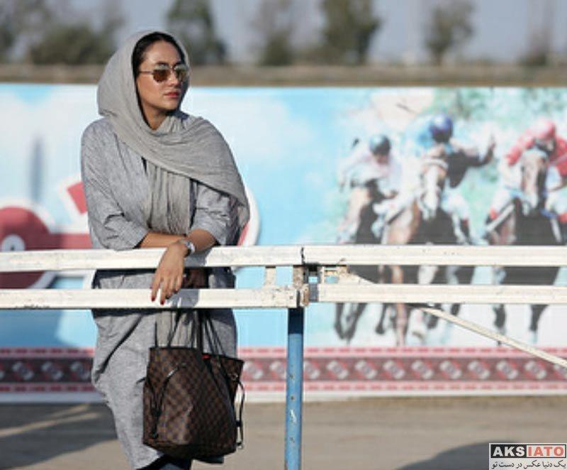 بازیگران بازیگران زن ایرانی  عکس های بهاره افشاری در آبان ماه ۹۶ (5 تصویر)