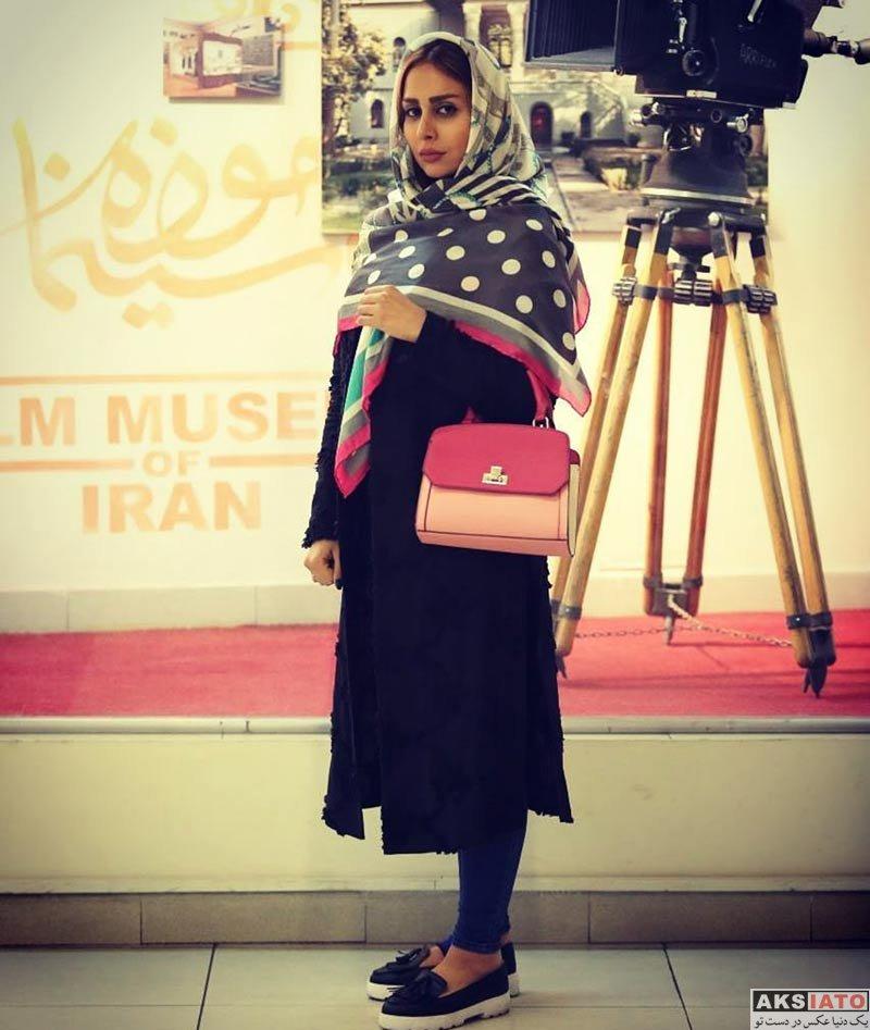 بازیگران بازیگران زن ایرانی  عکس های بیتا عالمی در آبان ماه ۹۶ (7 تصویر)