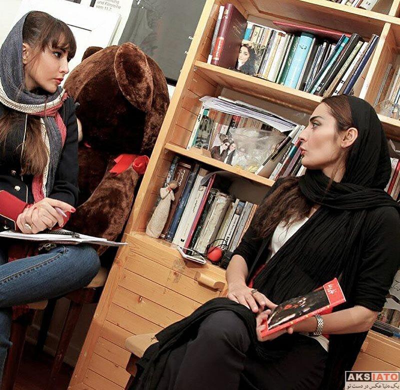 بازیگران بازیگران زن ایرانی  عکس های السا فیروزآذر برای مجله دیدبان (5 عکس)