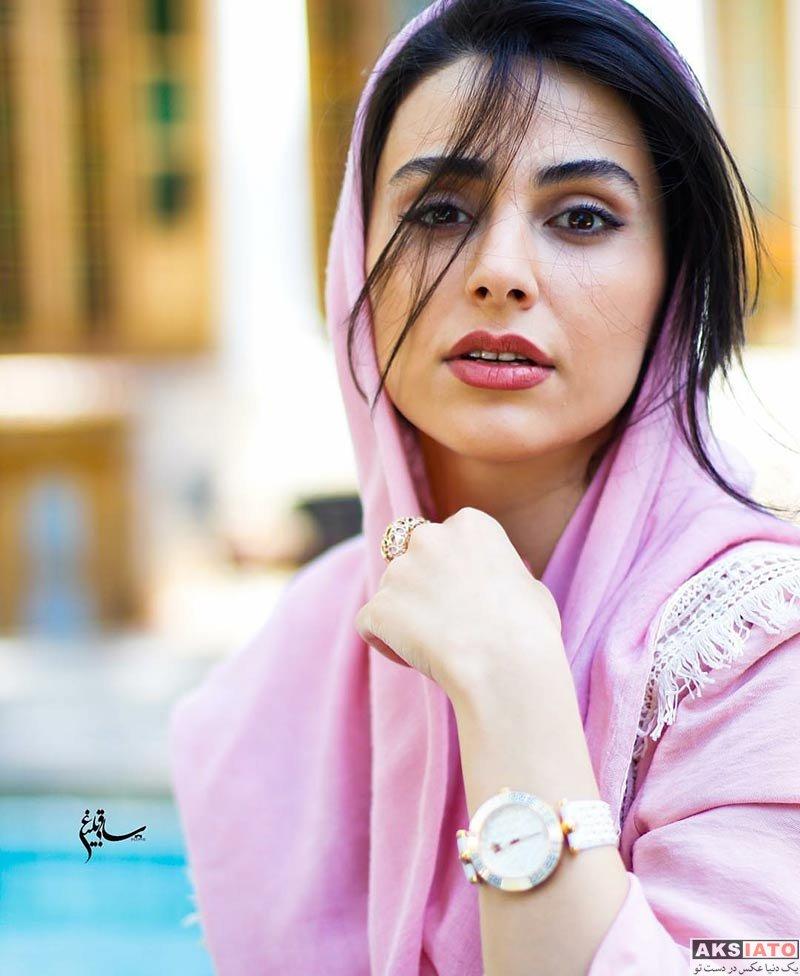 بازیگران بازیگران زن ایرانی  عکس های لاله مرزبان در آبان ماه ۹۶ (4 تصویر)