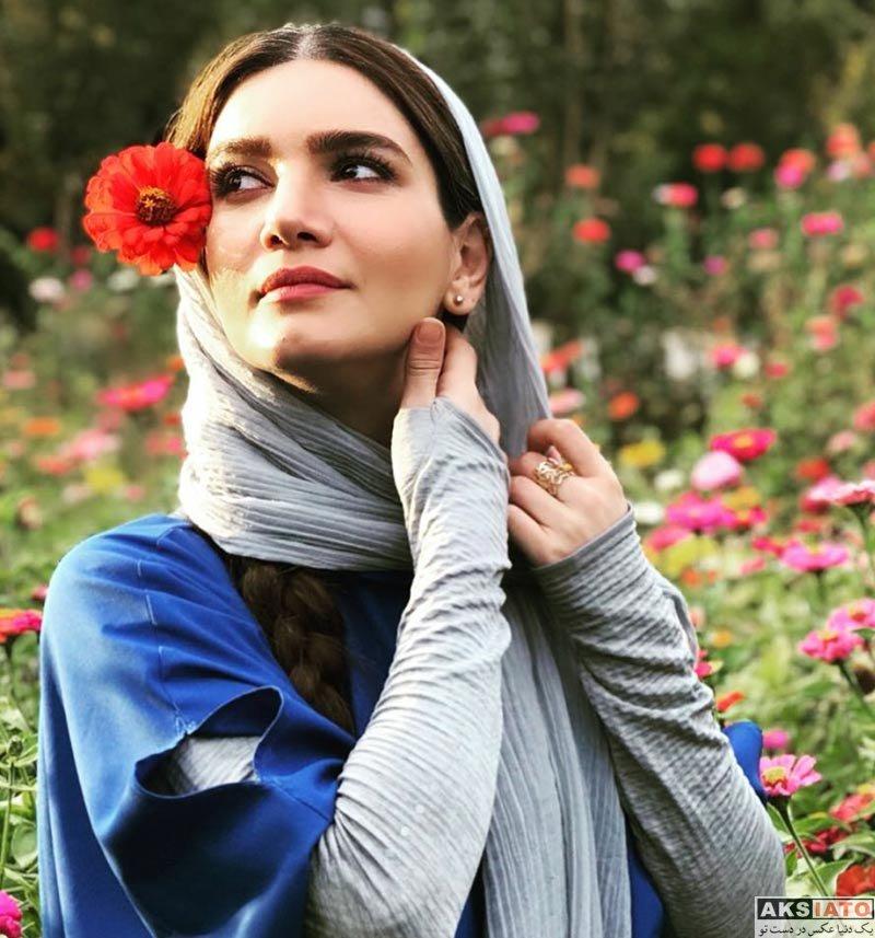 بازیگران بازیگران زن ایرانی  عکس های متین ستوده در آبان ماه ۹۶ (9 تصویر)