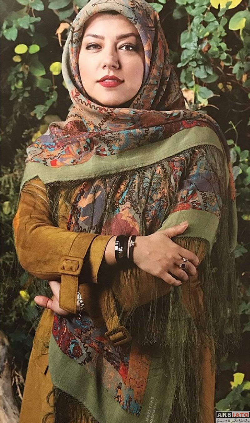 بازیگران زن ایرانی عکس آتلیه و استودیو  عکس های پریچهر قنبری و فرزندانش برای مجله ایده آل (4 عکس)