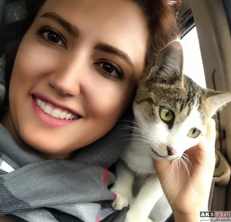 بازیگران بازیگران زن ایرانی  عکس های سمیرا حسینی در آبان ماه ۹۶ (5 تصویر)