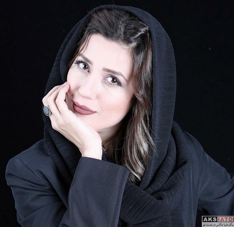 عکس آتلیه و استودیو  عکس های آتلیه سارا بهرامی در آبان ماه ۹۶