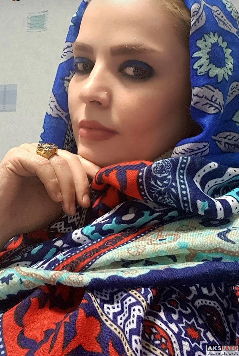 بازیگران بازیگران زن ایرانی  عکس های سپیده خداوردی در آبان ماه ۹۶ (۷ تصویر)