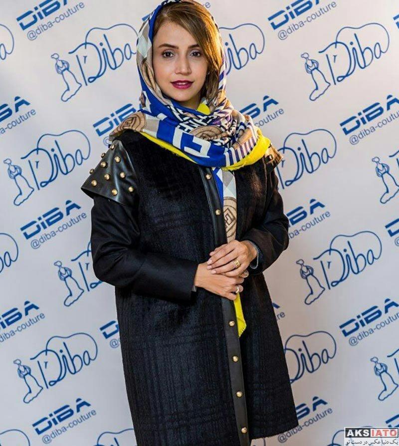 بازیگران بازیگران زن ایرانی  شبنم قلی خانی در مزون لباس دیبا (۲ عکس)