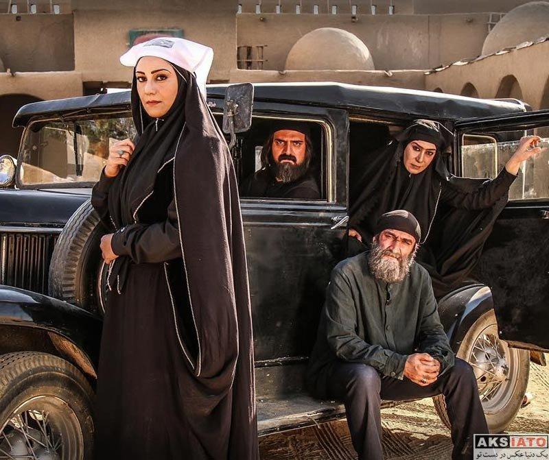 بازیگران بازیگران زن ایرانی  عکس های شبنم مقدمی در آبان ماه 96 (7 تصویر)
