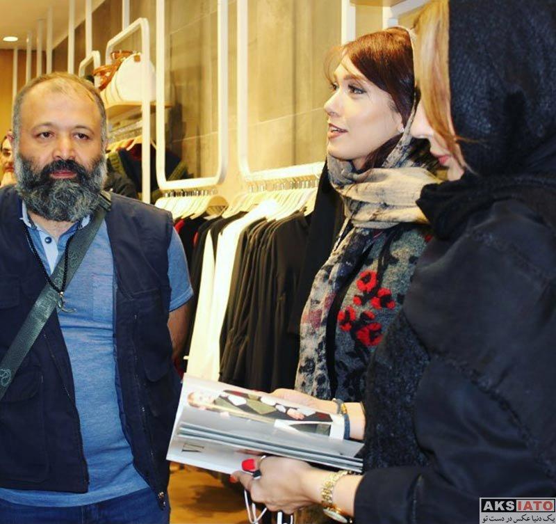 بازیگران بازیگران زن ایرانی  شهرزاد کمال زاده در افتتاحيه فروشگاه وي شاپ (3 عکس)