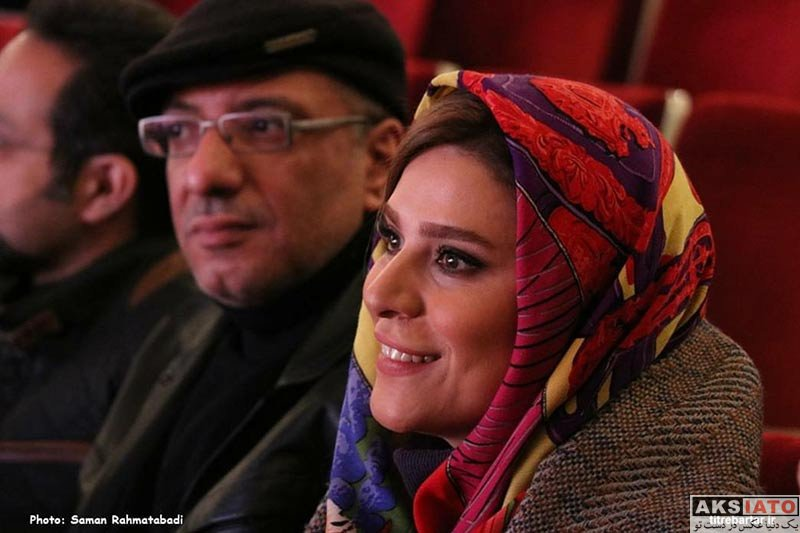 بازیگران بازیگران زن ایرانی  سحر دولتشاهی در جشن مجله چلچراغ (4 عکس)