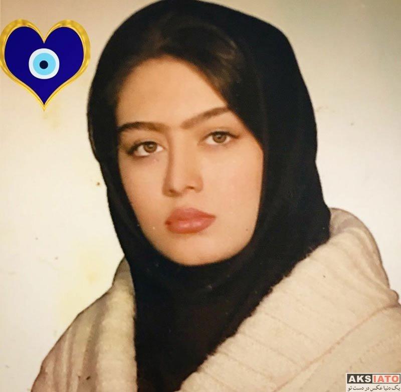 بازیگران بازیگران زن ایرانی  تصویری جالب از سحر قریشی در دوران نوجوان