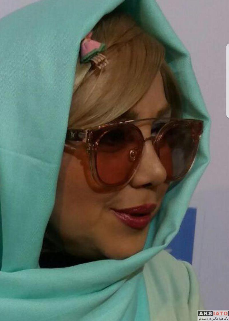 بازیگران بازیگران زن ایرانی  بهنوش بختیاری در اکران مردمی فیلم وقتی برگشتم