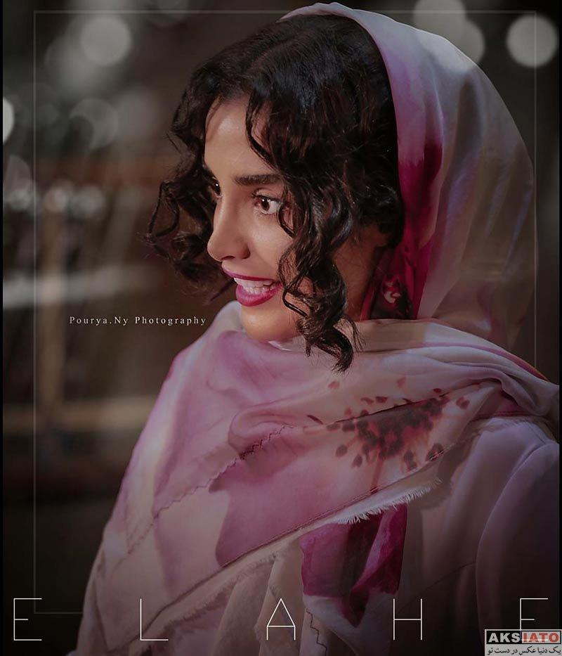 بازیگران بازیگران زن ایرانی  عکس های الهه حصاری در آذر ماه ۹۶ (10 تصویر)