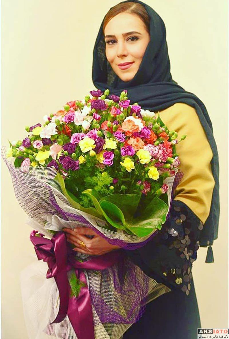 بازیگران بازیگران زن ایرانی  الهام جعفرنژاد در کنسرت ارکستر سمفونیک تهران (3 عکس)