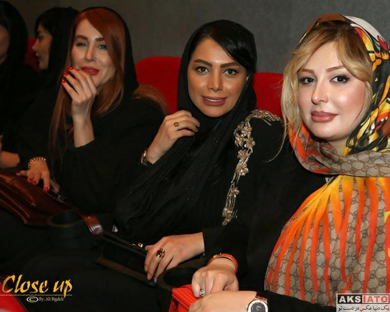 بازیگران بازیگران زن ایرانی  گلشید بحرایی در اکران مردمی فیلم ثبت با سند در پردیس ملت