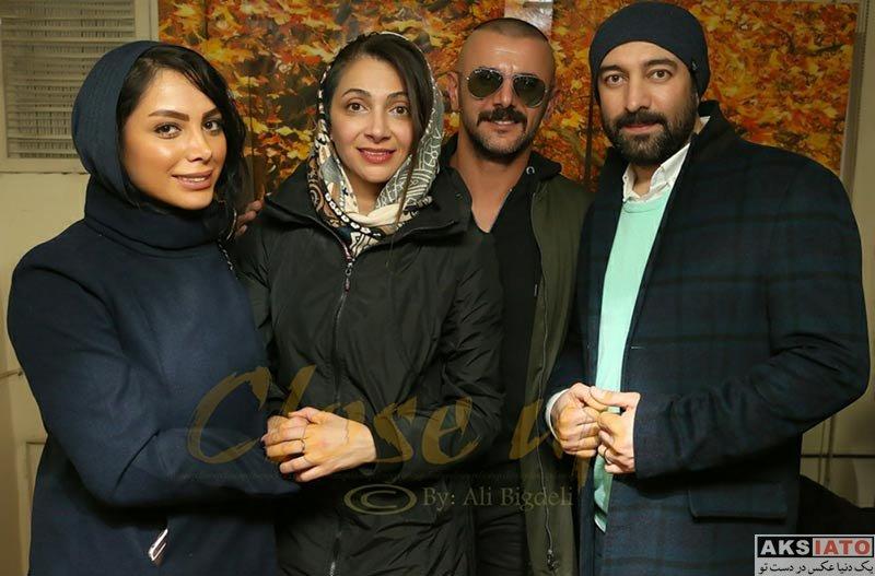 بازیگران بازیگران زن ایرانی  آیدا جعفری در اکران مردمی فیلم سینمایی «ثبت با سند برابر است»