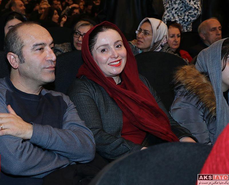 بازیگران بازیگران زن ایرانی  ژاله صامتی در اکران خصوصی فیلم آینه بغل (3 عکس)