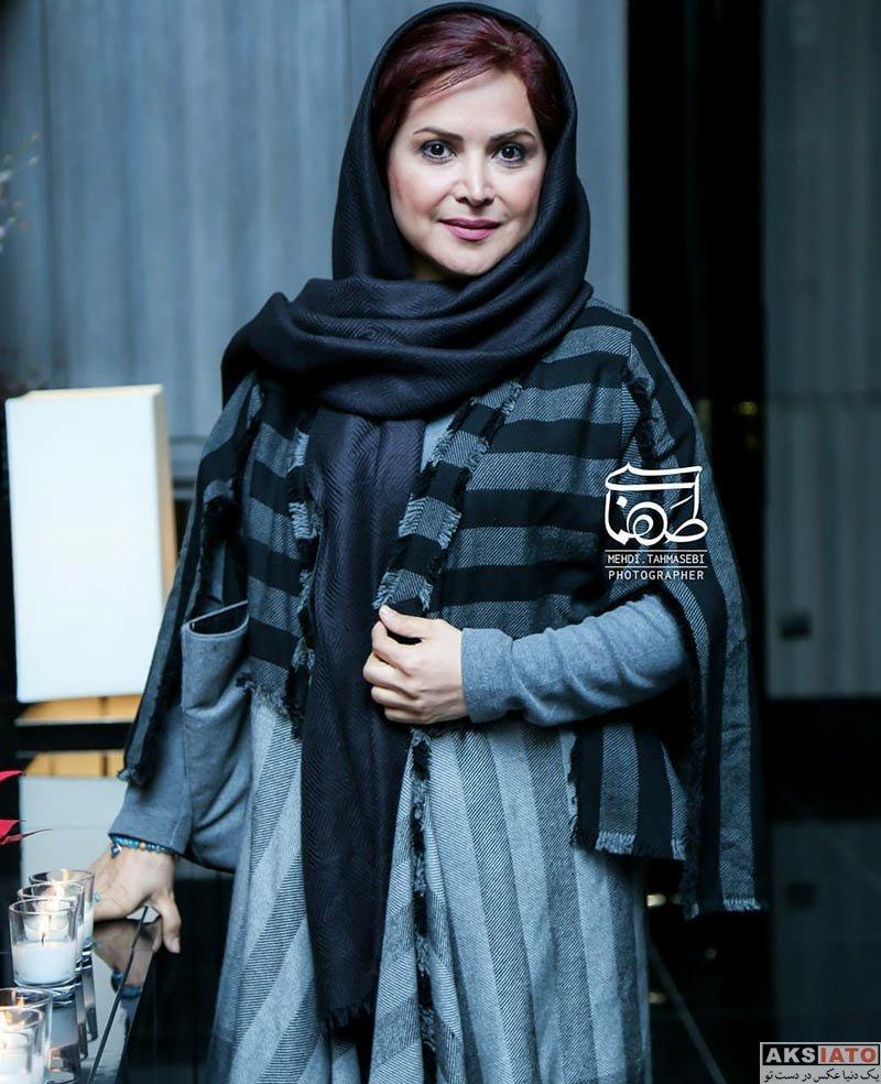 بازیگران بازیگران زن ایرانی  کمند امیرسلیمانی در اکران خصوصی فیلم خانه کاغذی (3 عکس)