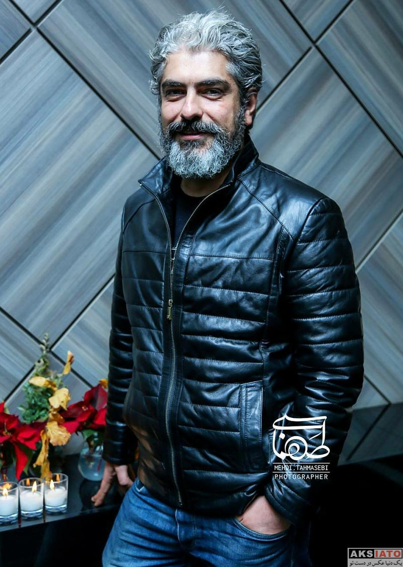 بازیگران بازیگران مرد ایرانی  مهدی پاکدل در اکران خصوصی فیلم خانه کاغذی (3 عکس)