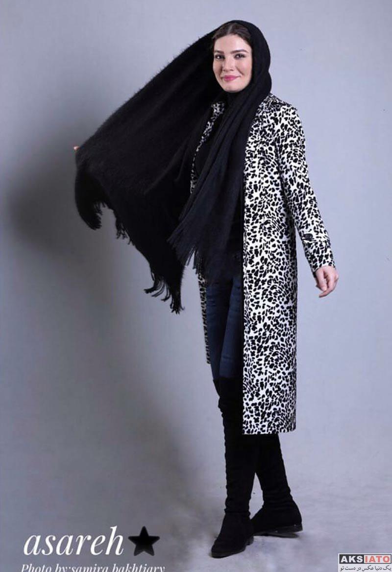 بازیگران بازیگران زن ایرانی  عکس های مدلینگ متین ستوده برای برند آساره (پارت دوم)