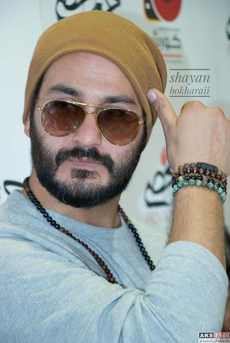 بازیگران بازیگران مرد ایرانی  میلاد کی مرام در اکران مردمی فیلم حریم شخصی (4 عکس)