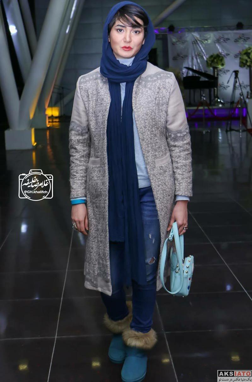بازیگران بازیگران زن ایرانی  عکس های مینا وحید در آذر ماه ۹۶ (6 تصویر)