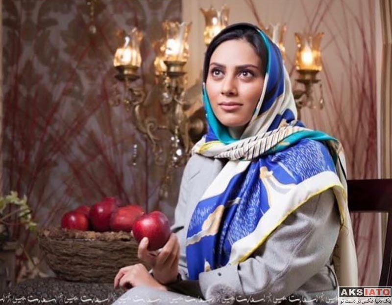 بازیگران بازیگران زن ایرانی  عکس های شب یلدایی مارال و مونا فرجاد در دی 96