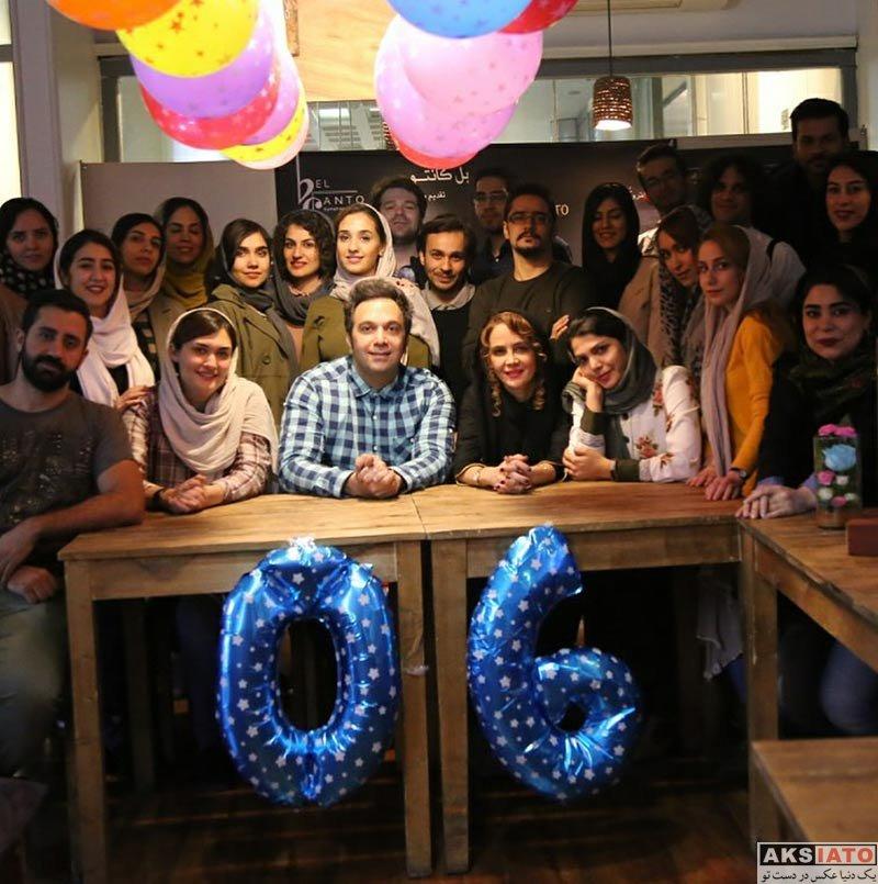 بازیگران بازیگران زن ایرانی  نگین صدق گویا در جشن ششمين سالگرد تاسيس گروه بل كانتو