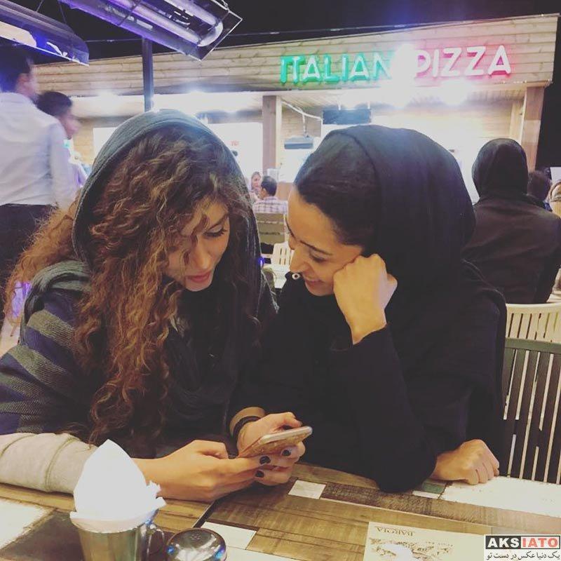بازیگران بازیگران زن ایرانی  عکس های جدید نیکی محرابی (6 تصویر)