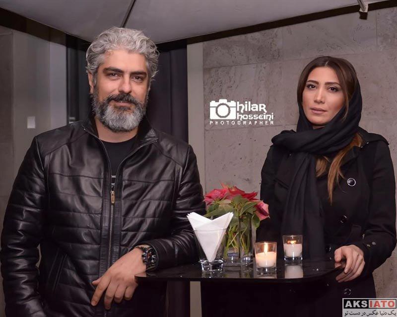 بازیگران بازیگران زن ایرانی نیکی مظفری در اکران خصوصی فیلم خانه کاغذی (4 عکس)